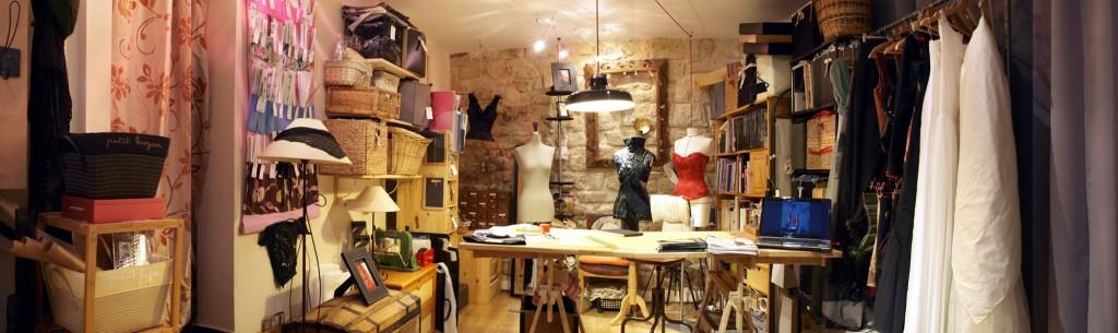 Mon atelier de corset à Paris