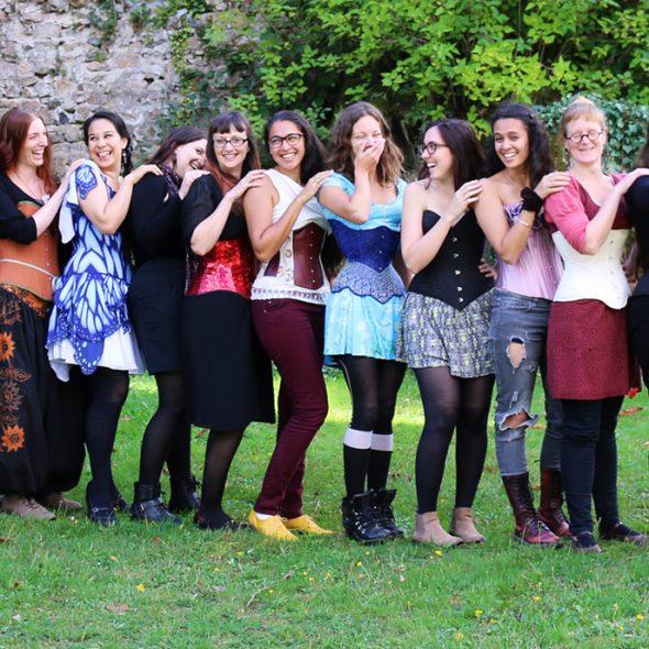 Deuxième rencontre des corsetières francophones