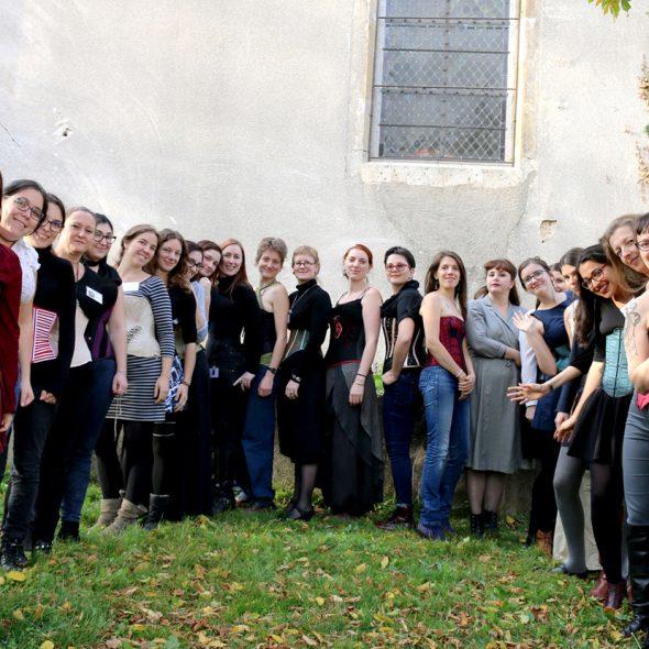 Troisième rencontre des corsetières francophones